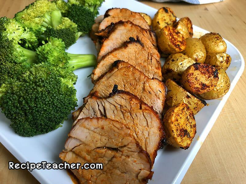The Best Damn Air Fryer Pork Tenderloin Recipe